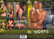 The Works Adonis Pictures - Gay Sealed DVD
