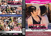 Rooftop Lesbians Burning Angel - Alt Sex Sealed DVD