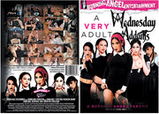 A Very Adult Wednesday Addams 1 - Burning Angel - Alt Sex Sealed DVD