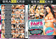 Brazzers Fan's Choice 200th DVD (Blu-Ray + DVD) Brazzers Sealed DVD