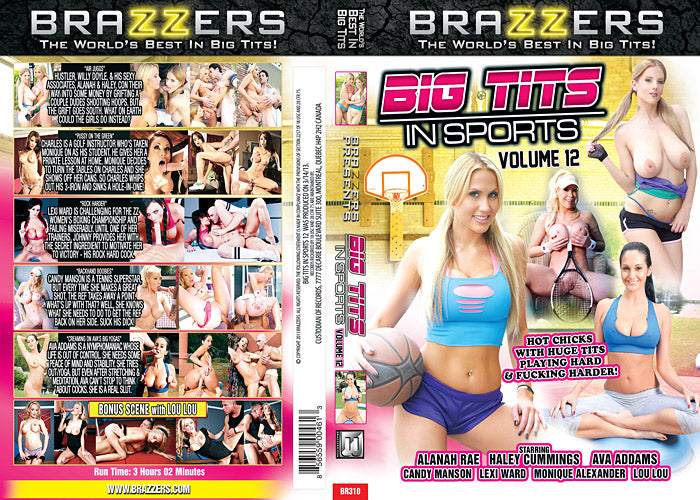 Big Tits in Sports #12 (ava addams)  2013 Brazzers Sealed DVD