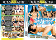 She's Gonna Squirt 3 Brazzers (riley reid) (riley reid) Sealed DVD