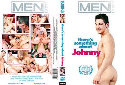 There's Something About Johnny Men.com - Gay Sealed DVD