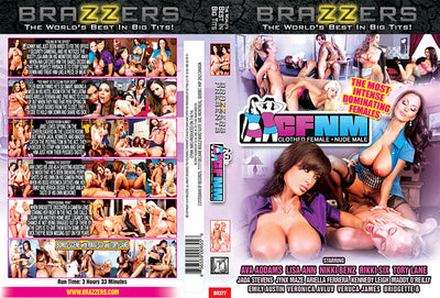 CFNM: Clothed Female Nude Male 1 Brazzers (lisa ann) Sealed DVD