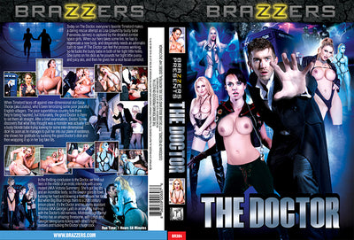 The Doctor Brazzers Sealed DVD