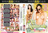 Au Naturale - Brazzers 2015 Sealed DVD