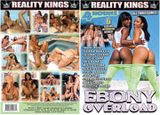 Ebony Overload Reality Kings Sealed DVD