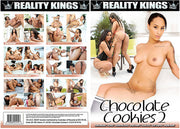 Chocolate Cookies 2 Reality Kings (white guys) Sealed DVD