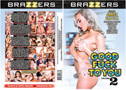 Good Fuck To You 2 Brazzers - 16, 17 Sealed DVD