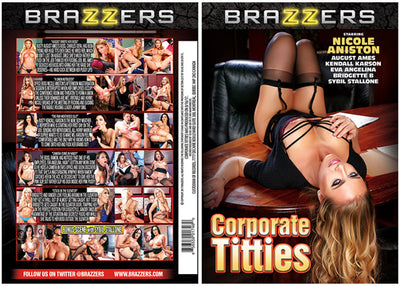 Corporate Titties - Brazzers - Sealed DVD