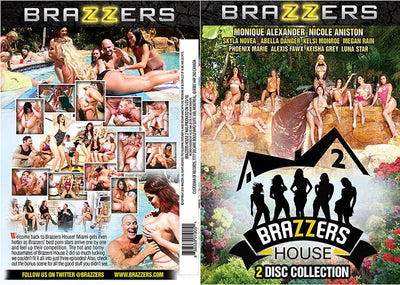 Brazzers House 2 (2 Disc Set) Brazzers Sealed DVD