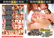 Ass Candy 3 Brazzers - 2018 Sealed DVD