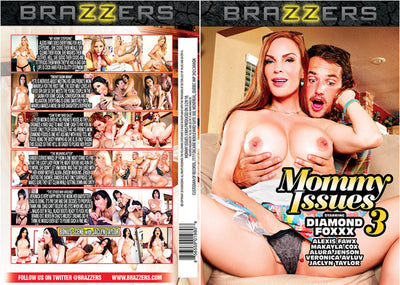 Mommy Issues 3 Brazzers -  Sealed DVD