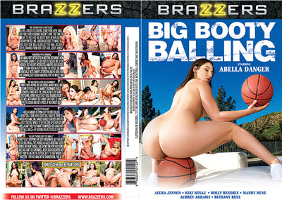 Big Booty Balling Brazzers (abella danger) Sealed DVD