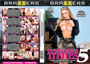Overworked Titties 5 - Brazzers - 2019 Sealed DVD