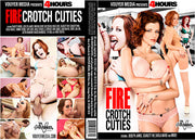 Fire Crotch Cuties, Vouyer Media 4 Hrs Sealed DVD