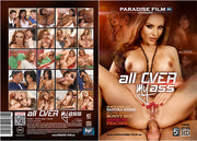 All Over My Ass Paradise - European (Anal) Sealed DVD