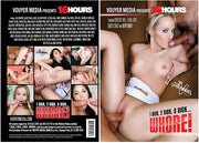 1 Dick, 2 Dick, 3 Dick...Whore (4 Disc Set), Vouyer Media - 16 Hrs Sealed DVD