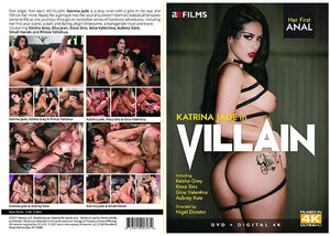 Katrina Jade In Villain AE Films - Sealed DVD