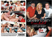 Granny's Dirty Cuckold, - - Illicit Behavior - All Sex - Sealed DVD