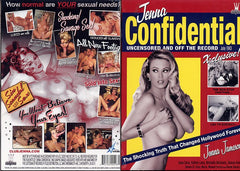 Jenna Confidential - Club Jenna Sealed DVD
