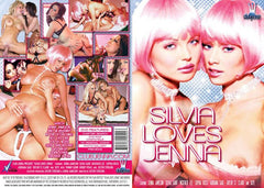Silvia Loves Jenna Jameson (lesbian) Club Jenna Sealed DVD