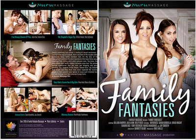 Family Fantasies (massage) Tricky Spa Sealed DVD