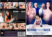 Behind Their Back Fantasy Massage Sealed DVD