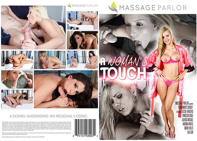 A Woman's Touch Fantasy Massage Sealed DVD