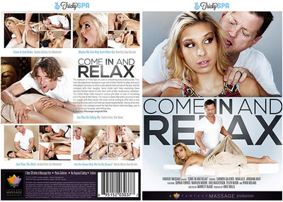 Come In And Relax Fantasy Massage Sealed DVD