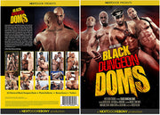 Black Dungeon Doms - NextDoorBuddies Gay Sealed DVD