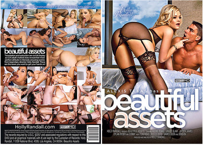 Beautiful Assets Holly Randall Sealed DVD