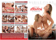 Center Of Attention Nubile Films - Teen Sealed DVD