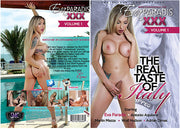 Eva Paradis XXX: The Real Taste Of Italy Shemale Club - New Sealed DVD