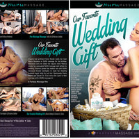 Our Favorite Wedding Gift Fantasy Massage Sealed DVD