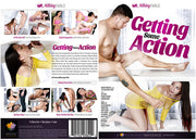 Getting Some Action Fantasy Massage Sealed DVD