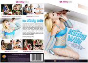 The Kinky Wife Fantasy Massage Sealed DVD