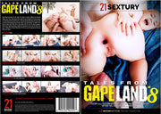 Tales From Gapeland 8 21 Sextury - European Sealed DVD