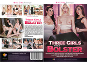 Three Girls And A Bolster Fantasy Massage Sealed DVD