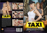 The Taxi Girl Fantasy Massage Sealed DVD