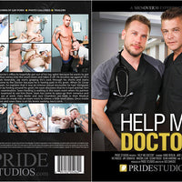 Help Me Doctor Gay Mix 2019 Sealed DVD