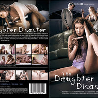 The Daughter Disaster Pure Taboo - New  - Sealed DVD