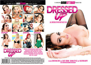 Dressed Up 1 Raw Attack - 2019 Sealed DVD