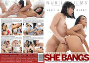 She Bangs, Nubile Films Sealed DVD