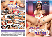 Make Me Squirt Please 2 Sin To Win - All Sex Sealed DVD
