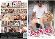 Bratty Sis 6, Nubile Films Sealed DVD