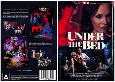 Under The Bed 1 Pure Taboo - New  - Sealed DVD