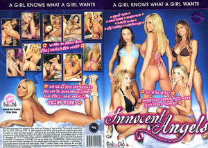 Innocent Angels 1 Bizarre - All Sex Sealed DVD