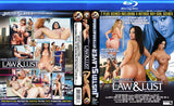 Law & Lust - Justin Slayer Blu Ray - Sealed DVD