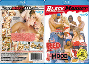 Little Red Rides The Hood 4 (Blu-Ray) - Blu-Ray Mix Sealed DVD